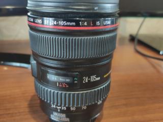 Продам объективы 24-105; 10-18; TOKINA AT-X 16-28 f/2.8 Pro FX
