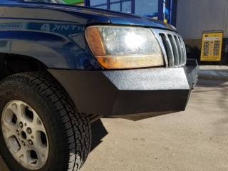 Продам бампер на Jeep Grand Cheeroke WJ, из металла