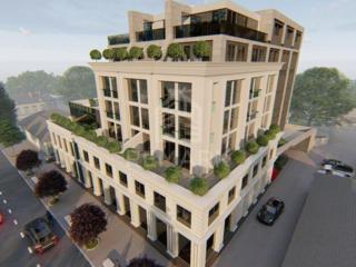 Se vinde apartament cu 3 odăi şi terasă în complexul Rezidențial THE .