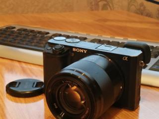 Продам Sony a6300 и 50mm 1.8 OSS