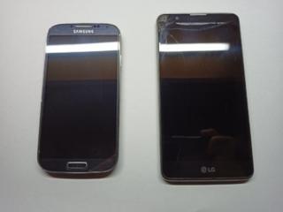LG stylo 2, Samsung Galaxy s4 на запчасти.