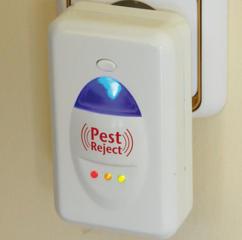 Ультразвуковой отпугиватель грызунов - Pest Reject