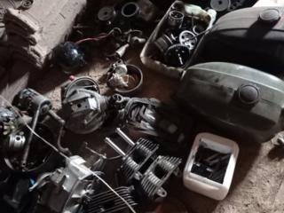 Продам запчасти на мотоцикл Днепр МТ