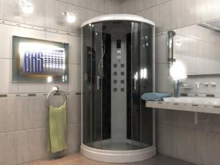 Установка акриловых ванн, душевых кабин, смесителей