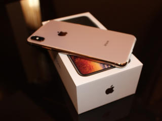 iPhone XS Max 512 Gold