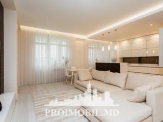 Spre chirie apartament în bloc nou, situat la etajul 8 din 9, Centru,