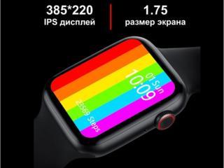 Smart Watch Смарт часы W26+ с bluetooth звонком и ЭКГ (давление)