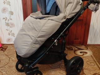 Продам коляску Baby Pram LEON 2в1 в отличном состоянии.