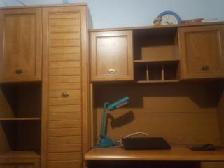 Детская Стенка с партой Стенку д/гостиной Тигина Компьютерный стол