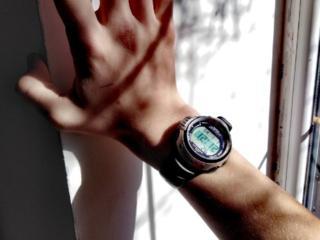 Часы CASIO PRO-100