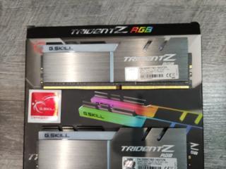 Продам G. Skill Trident Z RGB DDR4 2x8GB (16GB) 3200Mhz