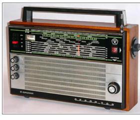 Куплю старые радиоприемники