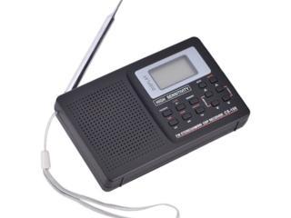 Retekess V 115. tr 102 VBESTLIFE мини FM/AM/SW/LW/ТВ. TECSUN R-909.380.