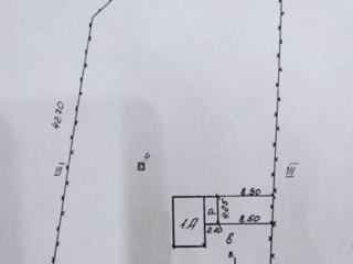 Продам участок с нежилым домом на нижнем Баме