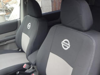 Чехлы модельные оригинальные Nissan Almera Tino (5 мест) 2000 - 2006