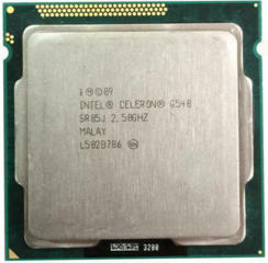 Процессор Intel® Celeron® G540