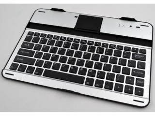 Беспроводная клавиатура-подставка для планшетов 10