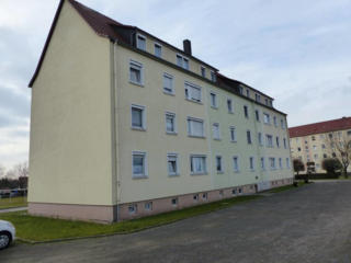 Хорошая 2-комнатная квартира в городке под Дрезденом, Германия