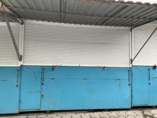 Аренда контейнера точка на рынке Меркурий