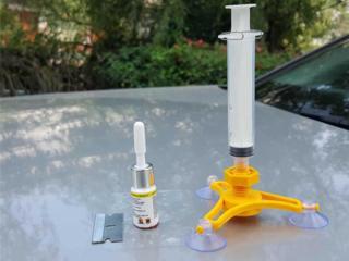 Инструмент для восстановления стекла своими руками GlassDoctor