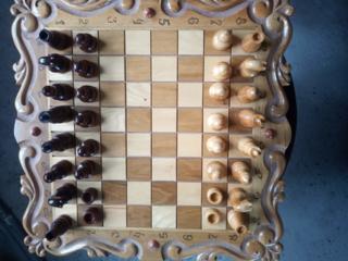 Продам шахматы ручная работа