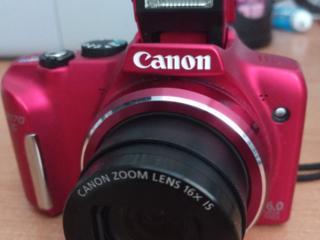 Фотоаппарат Canon sx170is состояние нового.