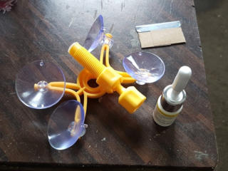 Набор для удаления царапин на стекле GlassDoctor