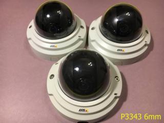 Оборудование для видеонаблюдения, IP-камеры.