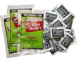 Активатор клева рыбы FishHungry прекрасный способ увеличить свой улов!