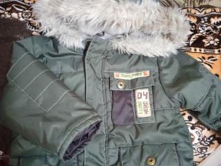 Продаю куртки на мальчика весна-осень