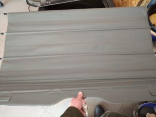 Шторка багажника и салазки Пассат Б3