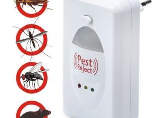 Pest Reject - ультразвуковой отпугиватель тараканов