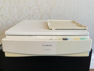 Копировальный аппарат Canon FC-220 15$