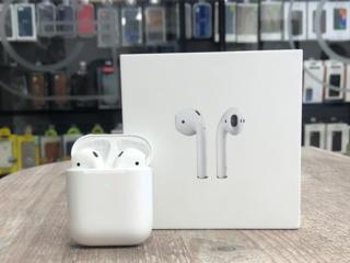 Наушники Apple Airpods, новые в плёнке. С магазина. Цена бомба!