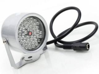 Инфракрасный прожектор для камер видеонаблюдения
