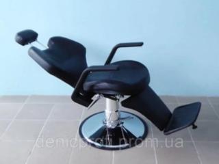 Продается кресло для барбершопа