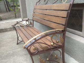 Скамейки, лавки, столы