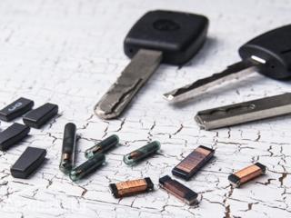 Изготовление чипов для автомобильных ключей, чипов для автозапуска