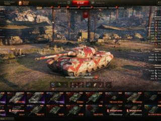 Продам топовый аккаунт World of Tanks