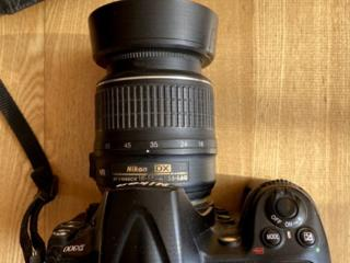 Продам Nikon D300 с объективом 18-55 мм