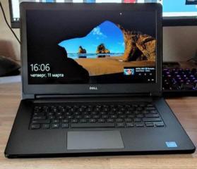 Dell Inspiron 14 3452 (Celeron N3050 / Ram 8gb / eMMC 32gb) как новый
