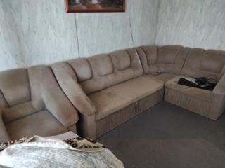 Продам диван с креслом и кровать