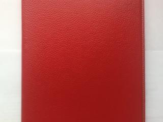 Husa iPad Air2, bus leather -rosie