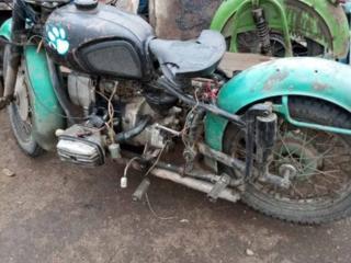 Мотоцикл, МТ
