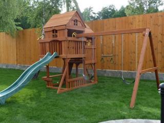Детские игровые комплексы под заказ 12000 руб.