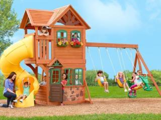 Детские игровые комплексы под заказ 8000 руб..