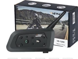 Мото-гарнитура Vnetphone V6 Intercom / Новый!