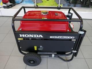 СРОЧНО! Бензиновый генератор HONDA 7 кВт 3-х фазный (Япония)