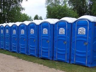 Chirie si deservire WC Bio