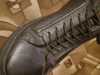 Продам кожаные классические ботинки